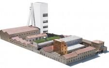 Fondazione Prada Rem Koolhaas climatizzata con impianti Climaveneta