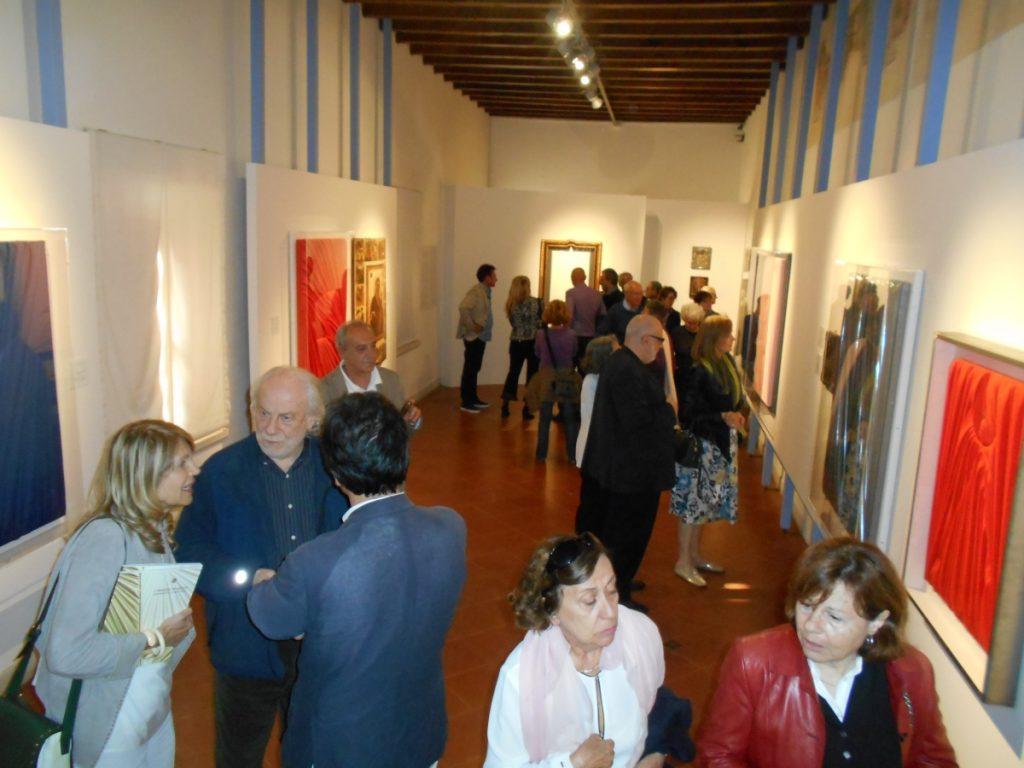 inaugurazione, Umberto Mariani, Frammenti da Bisanzio, Ravenna