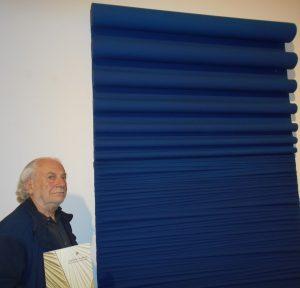 Umberto Mariani, mostra, Frammenti da Bisanzio, Roma