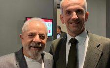 Lula e Mario Hubler