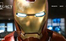 Legacy Effects iron man